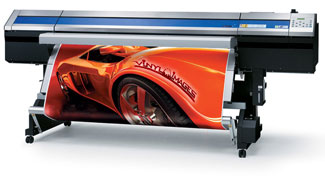 Digital Vinyl Printer